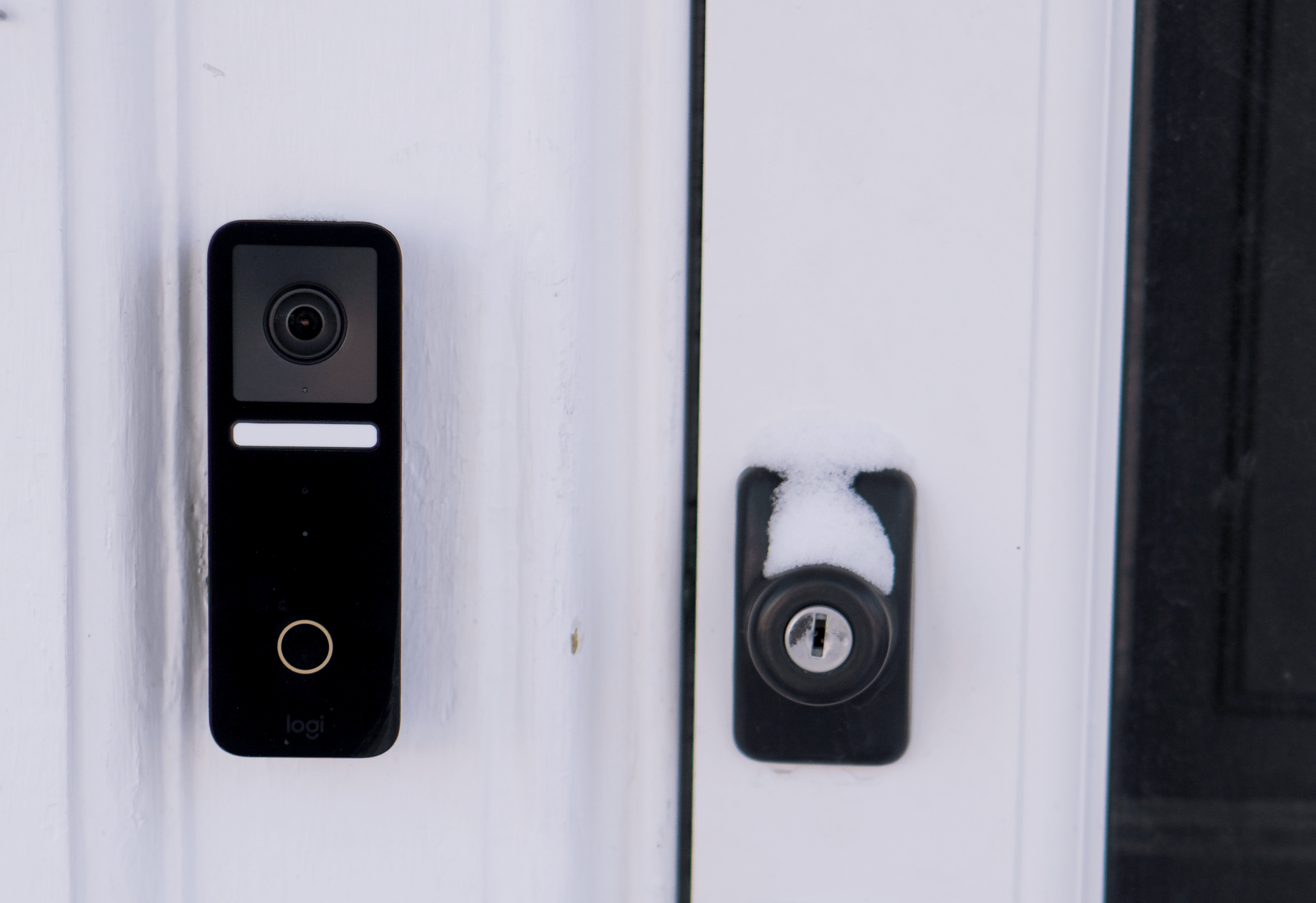 The Circle View Doorbell has held up well despite lots of snow and extremely cold temperatures.