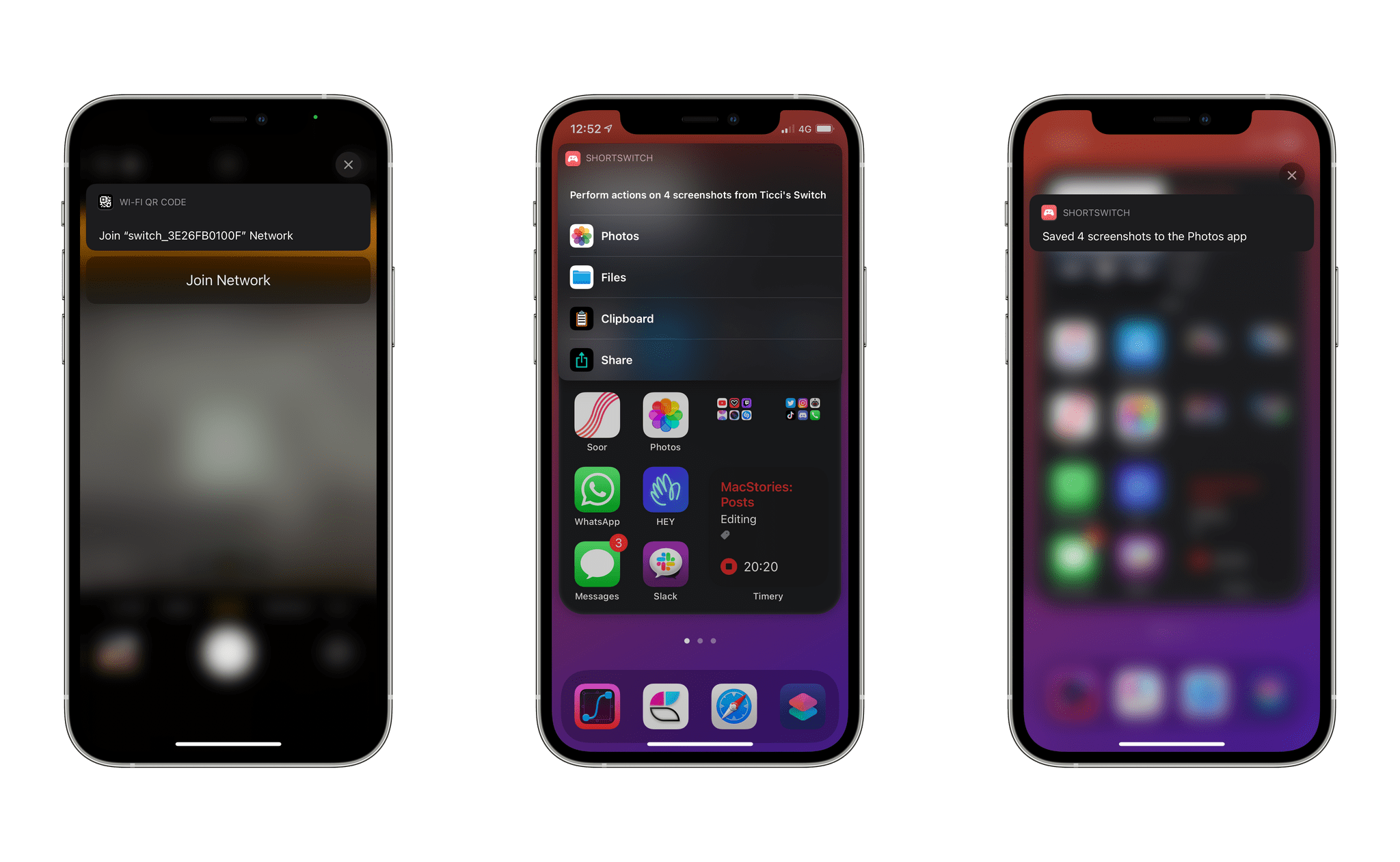 ShortSwitch for iOS 14.