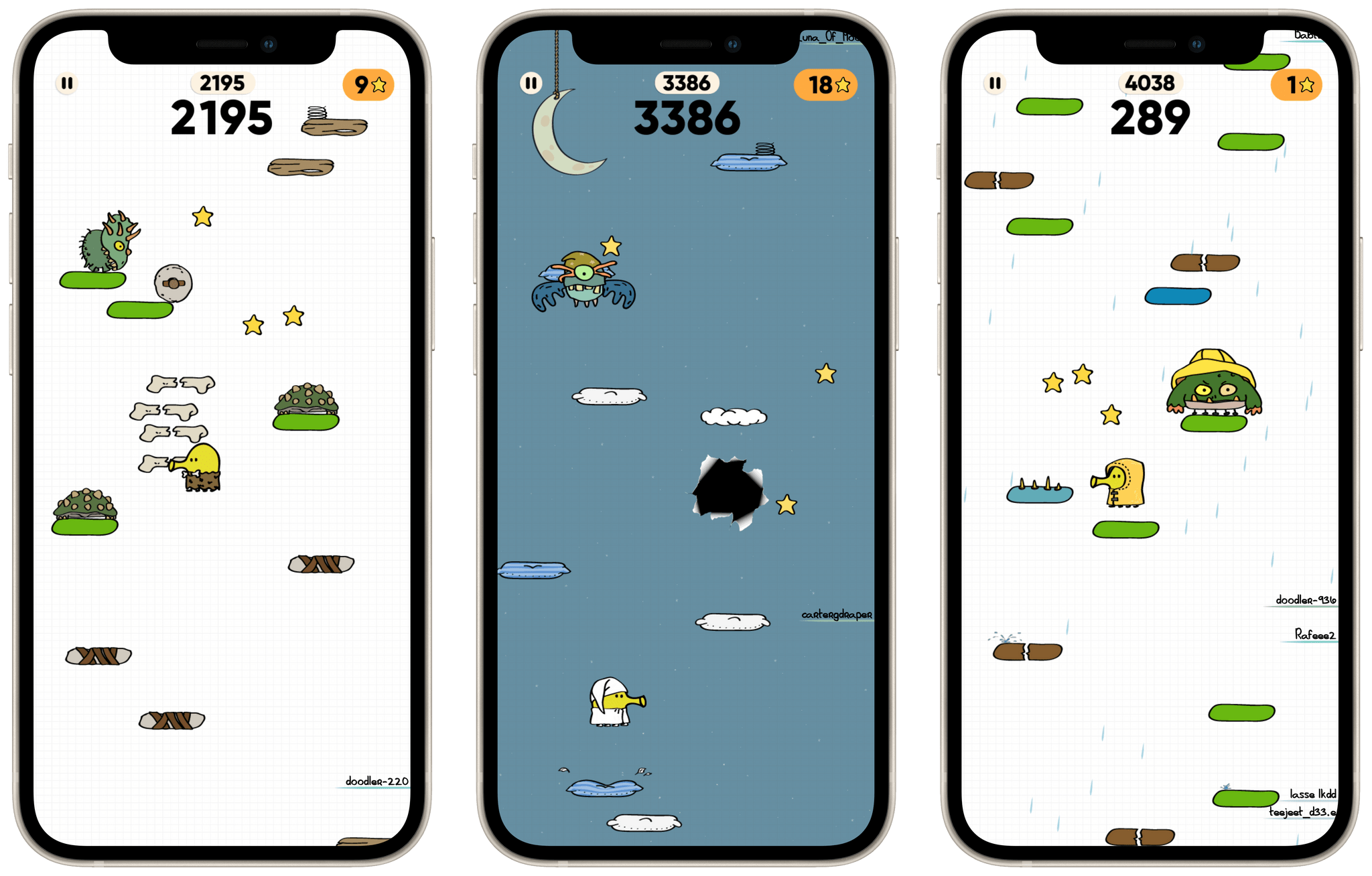 Doodle Jump 2 Review: A Modern Take on a Classic